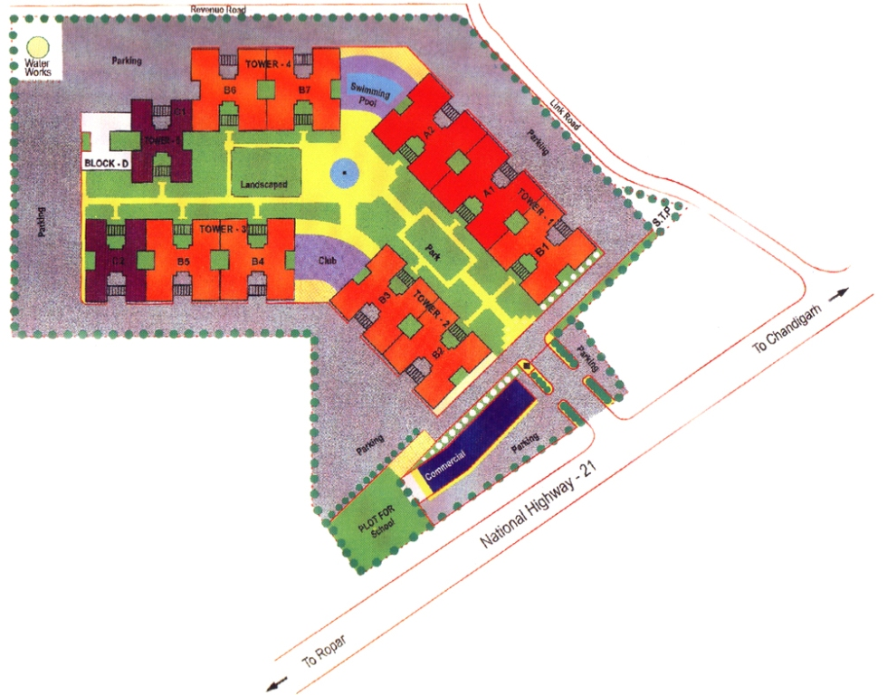 layout-plan-Jamuna-Apartment