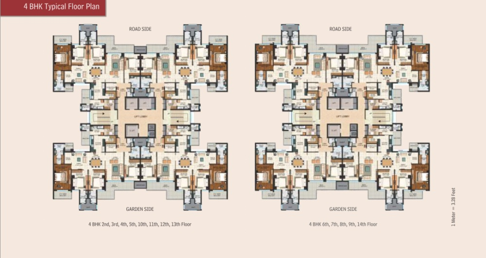 Falcon-View-4-BHK-Floor-Plan