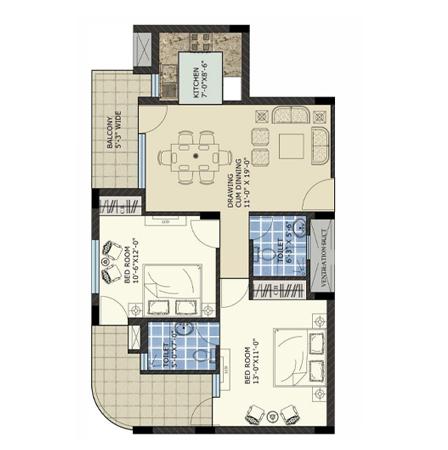 2bhk_floor_1290_nv