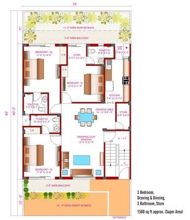 boolywood floors-floor plan