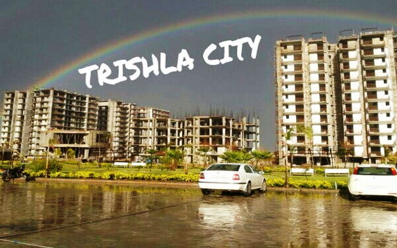 Trishla City Chandigarh Zirakpur 3Bhk  Flats at Patiala Road  Call - 9815160459,9988348484.