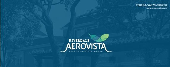 Riverdale Aerovista:3Bhk Flats/Villas Call 9815160459,9988348484 Airport Road Mohali