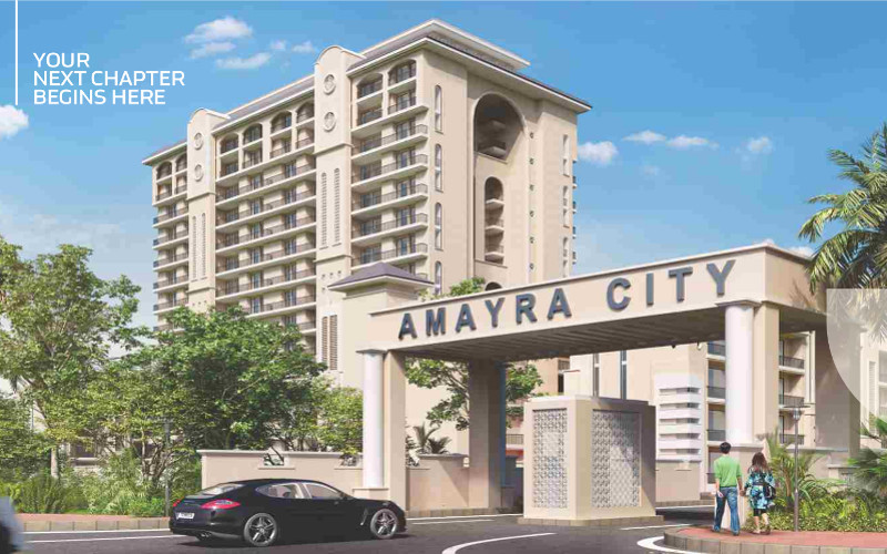 Amayara City Kharar - Call - 9815160459,9988348484| 1 BHK 2 BHK 3 BHK Flats at Kharar Kurali Highway Kharar